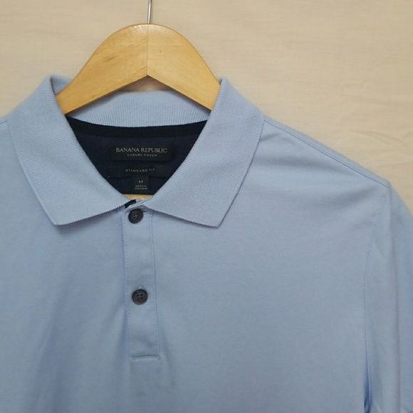 Banana Republic Other - Banana Republic Polo M